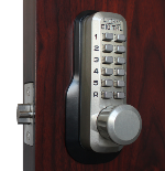 Lockey M230DC Satin Nickel